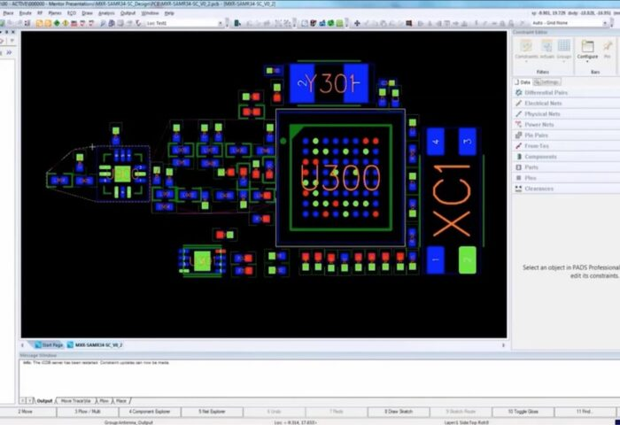 pcb design constraint management